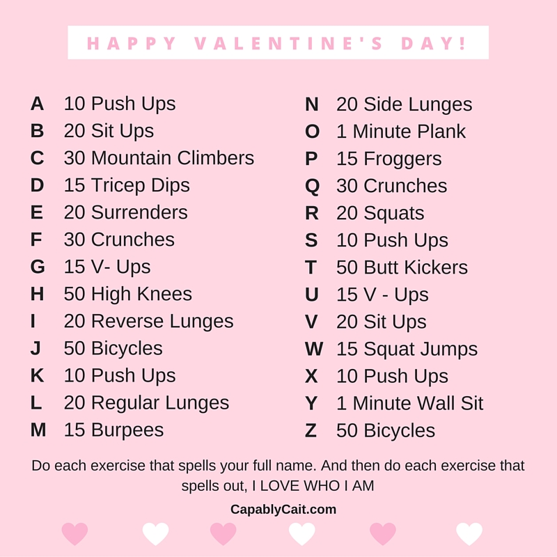 Love to Workout!