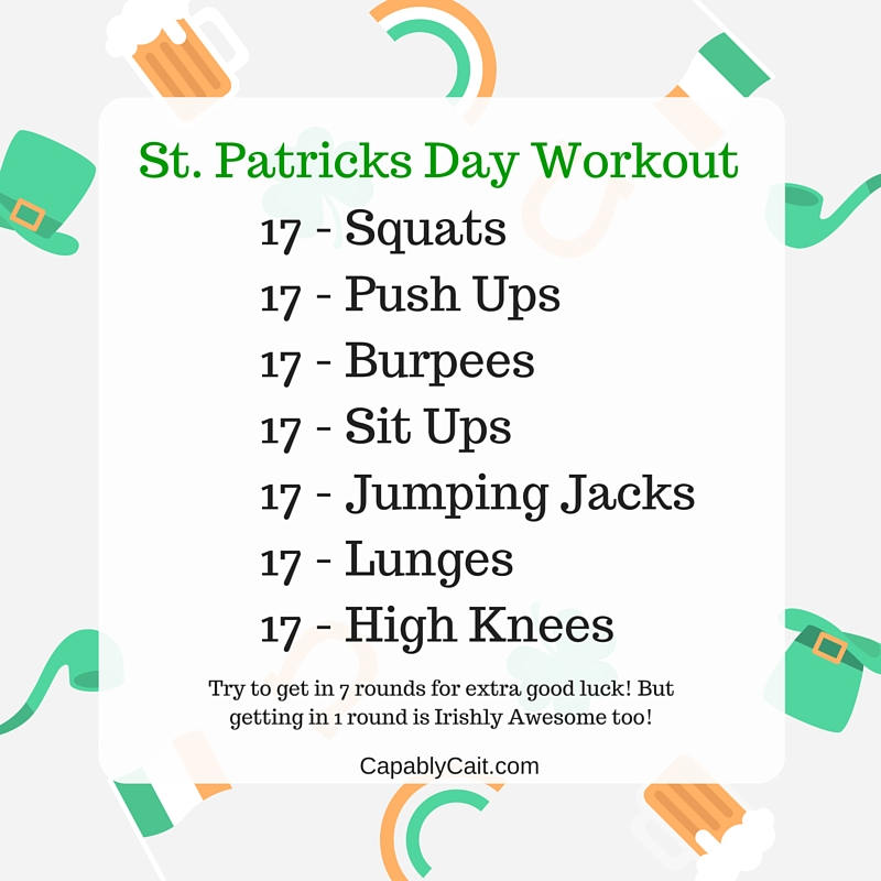 Lucky You Workout
